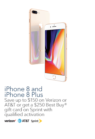 Best buy weekly ad february 11 17 2018 iphone 8 and iphone 8 plus save up to 150 on verizon or att or get greentooth Images